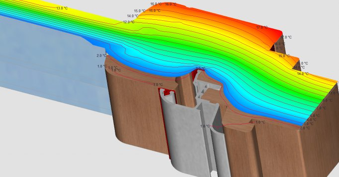 Trasmittanza termica infissi isoterme falegnameria cortese for Trasmittanza infissi